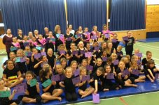 Mercury Bay Gymnastics 2015