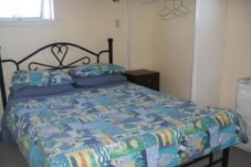 Double beds backpackers Whitianga