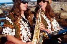 Soul Sax Plus duo Whitianga