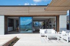 Architectural sliding door