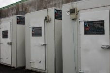 Hire a Semi permanant Chiller hire on skids and refrigeration on the Coromandel Peninsula Coastal Chiller Hire Whitianga