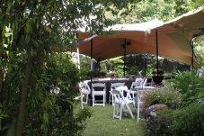 Charming garden venue