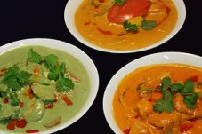 Delicious curries from That Curry Place Whitianga