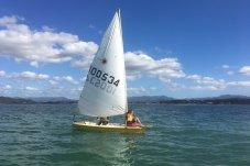 Mercury Bay Boating Club sailing kids