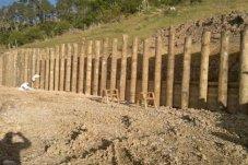 Retaining Wall Whangapoua Builders