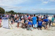 Summer Festival Matarangi Beach Big Dig Event