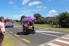 Matarangi Beach Santa Parade