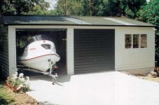 Skyline double garage and boat garage Carswell Construction.jpg.jpg