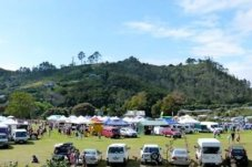 Hahei Market stalls activities near Whitianga