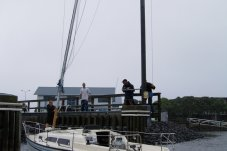 Chandlery and yacht rigging repairs and maintenance