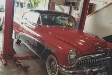 Book in your classic cars for a service at The Autobarn Whitianga