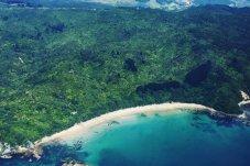 FlyStark airlines Pauanui and Whitianga coastline