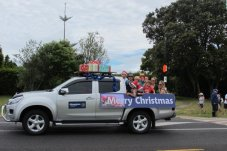 Matarangi Beach Christmas Parade
