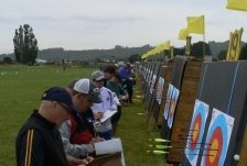 Mercury Bay Archery Club Whitianga Competion Targets