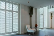Popular shutters at Fagans Flooring Whitianga