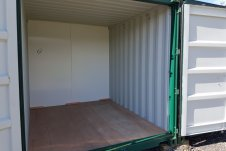 Half storage Containers 3 mtrs x 2.4