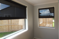 Shade screen roller blinds for privacy Blinds Whitianga.png