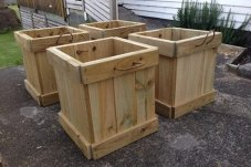 Planter Boxes for Kindy