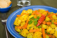 Veg Curry by Hurry 4 Curry Whitianga