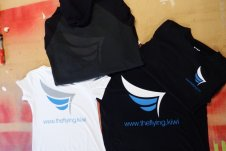 The Flying Kiwi - Shirts & Hoodies