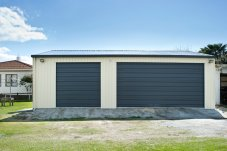 Total Span Coromandel triple Garage