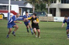 Mercury Bay Rugby Senior Sam Astwood