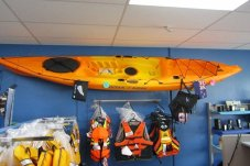 Kayaks to purchase and hire Longshore Marine Whitianga