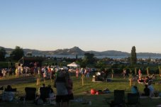 Concert in the Vines Cooks Beach Mercury Bay Coromandel