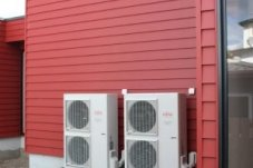 Fujitsu outdoor air conditioning units Coastal Refrigeration Whitianga