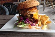 Castle Rock Burger Te Rerenga
