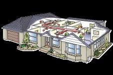 Fujitsu ducted heat pump system Coastal Refrigeration Whitianga
