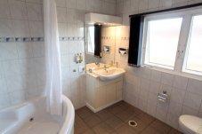 Bathroom at Admiralty Lodge Whitianga