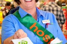 Friendly Hostess at Countdown Whitianga