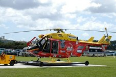 Chopper Coromandel Rescue Helicopter Trust