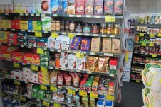 Buy your Tea, coffee & hot chocolate supplies at Buffalo Beach Four Square Whitianga supermarket