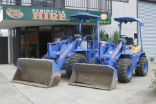 Loaders Peninsula Hire Whitianga