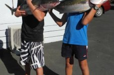 Mercury Bay Game Fishing Club Whitianga big fish catch