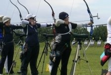 Archers in Action Mercury Bay Archery Club Whitianga