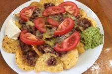 Cafe Nina Refresh Point nachos and also order smoothies and juices in Whitianga