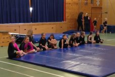 Demonstration Mercury Bay Gymnastics