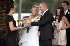 Reception at Salt Restaurant and Bar Whitianga Wedding Venue