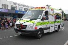 Whitianga Xmas Ambulance