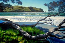 Simpsons Beach Bread & Butter Gallery Whitianga