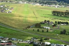 Whitianga airport Runway 22 Approach ro SW
