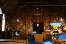St Andrews by the Sea Church Interior Photo Whitianga