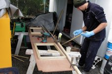 Boat building and repairs H&M Pascoe Whitianga