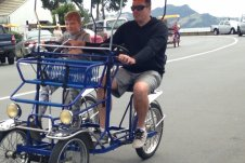 Bikes to rent in Whitianga for the family