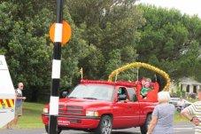 Matarangi Santa Parade