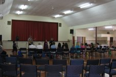 Interior Storytelling Session Whitianga Town Hall