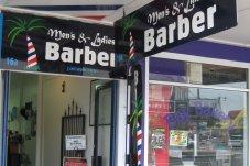Mens and Ladies Barber Shop
